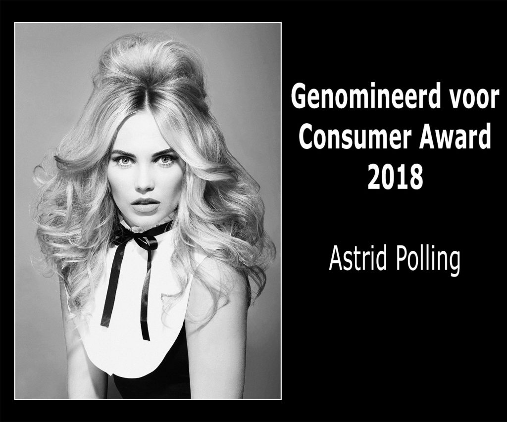 Coiffure award Astrid Polling creativo haarmode